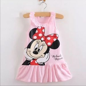Other - Minnie Mouse Kids Dress